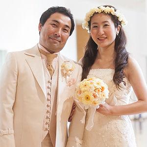 伊藤ご夫妻 2013年8月挙式-100人を超えるオリジナル結婚式-