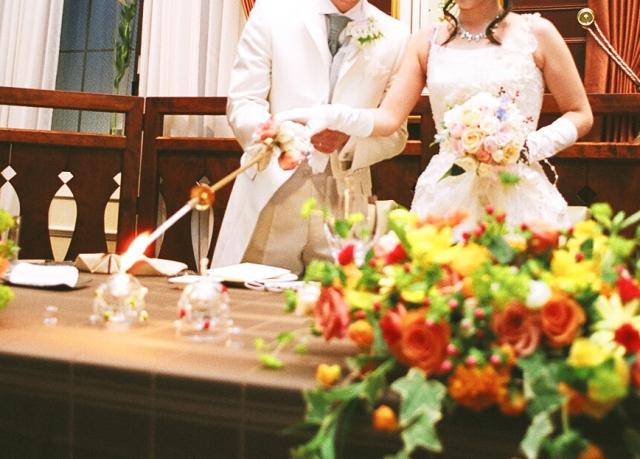 結婚式ウェルカムスピーチ