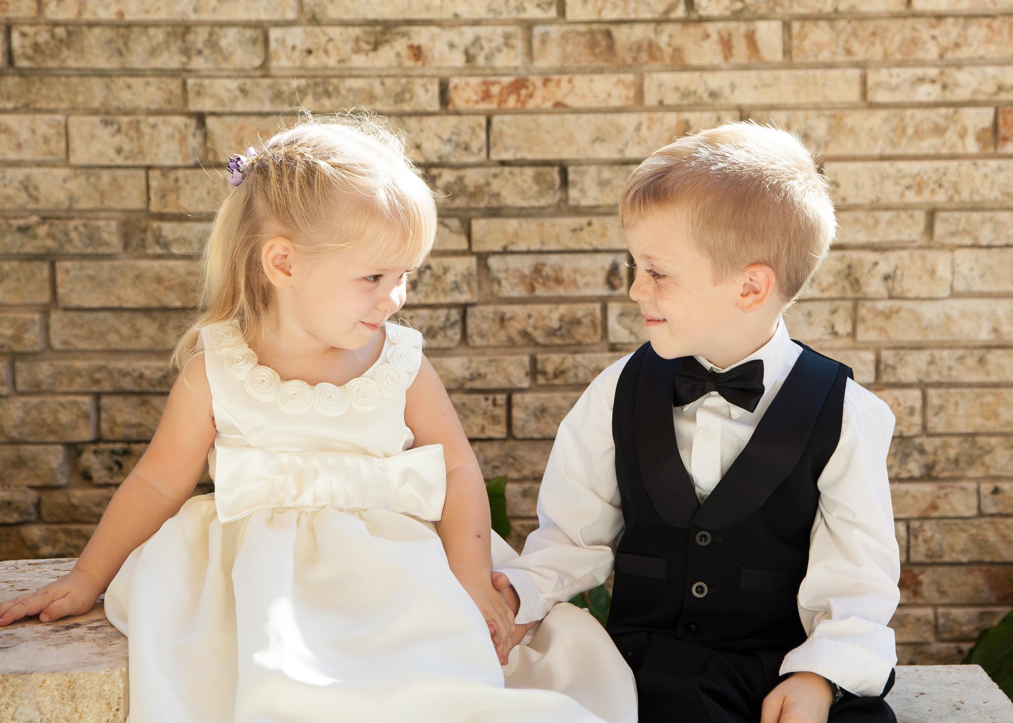 子連れ 結婚式 対策 幼児