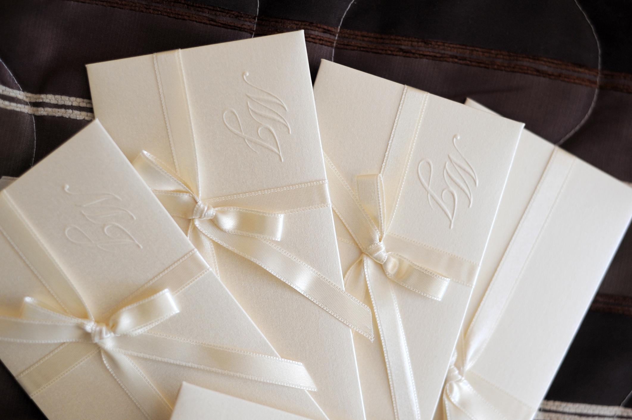 プロポーズ から 結婚式 まで 段取り 招待状 作る