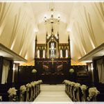 修道院挙式多治見カトリック教会