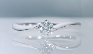 4℃ 婚約指輪 永久保証