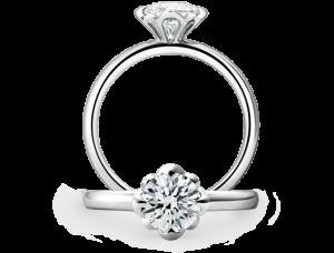 GINZATANAKA 婚約指輪 永久保証