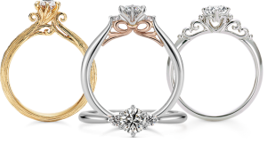 ケイウノ 婚約指輪 永久保証