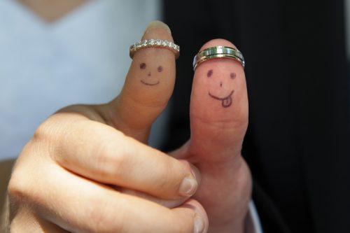 人気結婚指輪