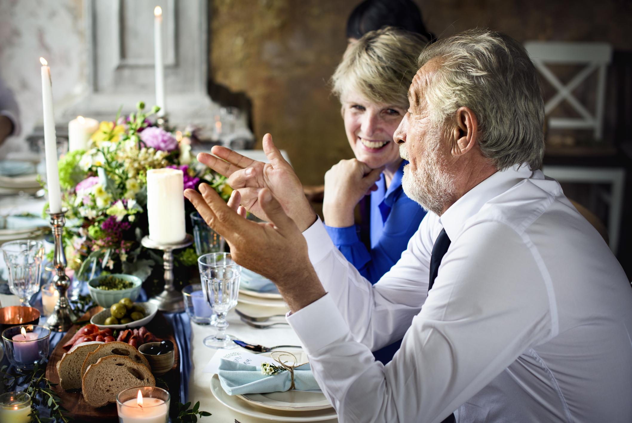 結婚式 年配ゲストケアについて