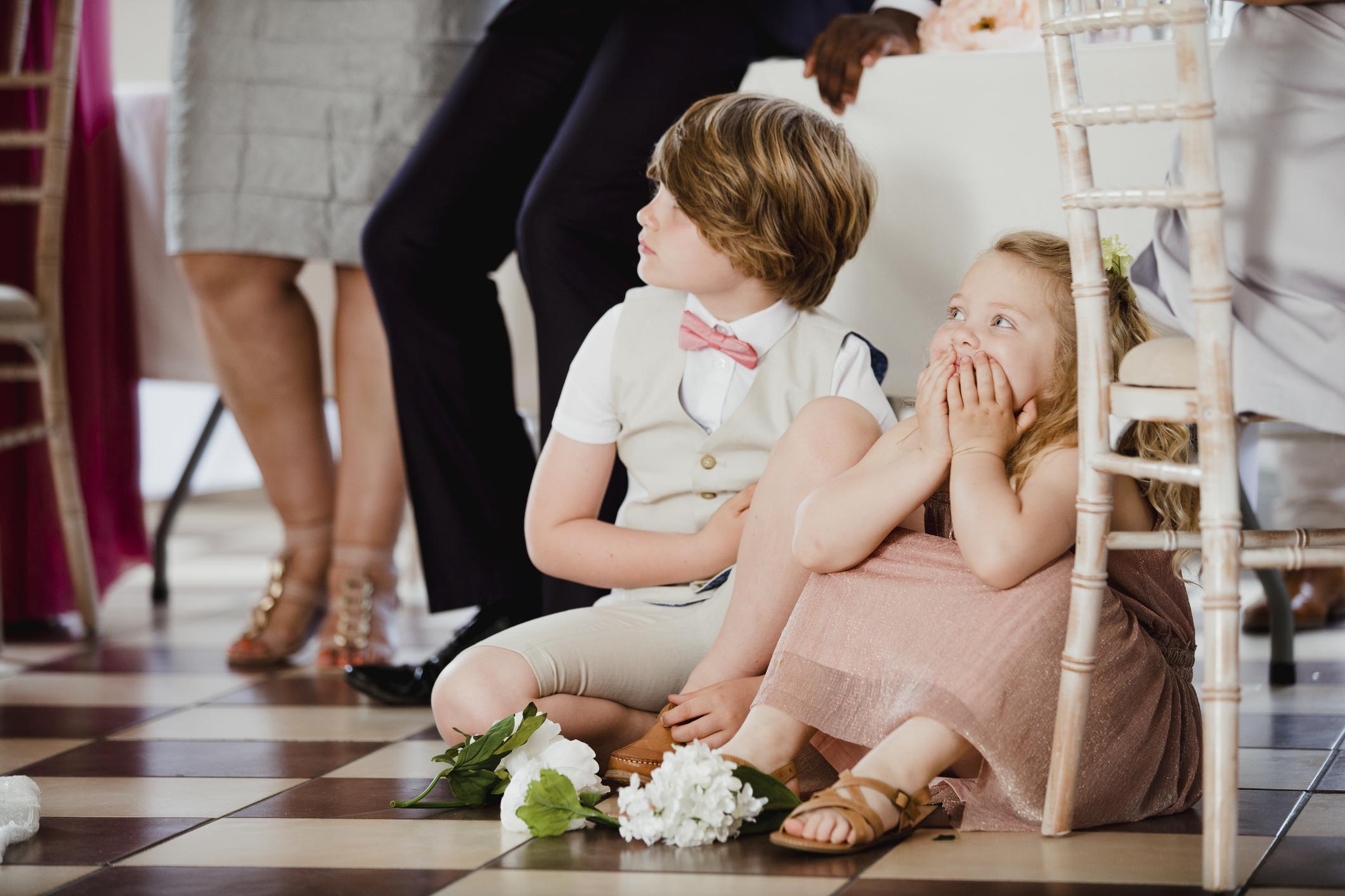 結婚式 お子様ゲストノケアについて